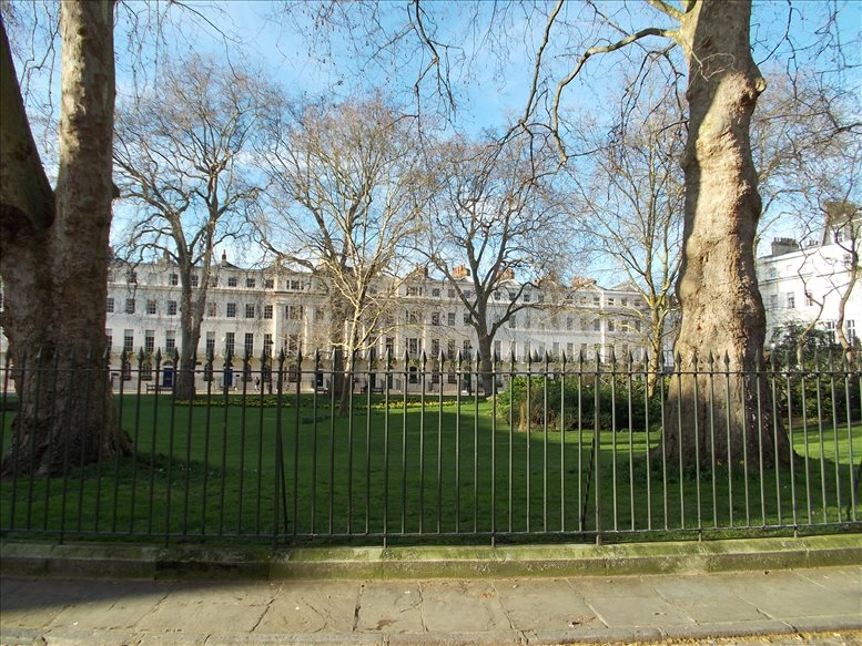 10 Fitzroy Square, West End Office Space Fitzrovia
