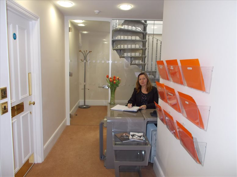 Office for Rent on 10 Fitzroy Square, West End Fitzrovia