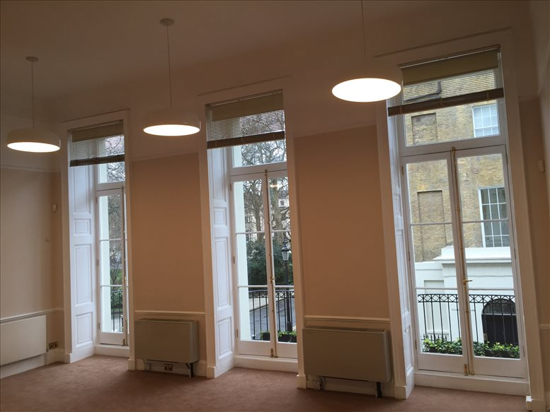 Image of Offices available in Fitzrovia: 10 Fitzroy Square, West End