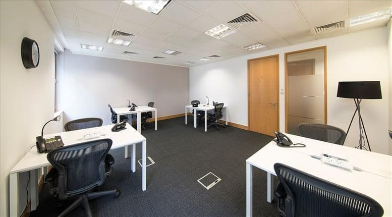 Rent Cannon Street Office Space on 60 Cannon Street, The City