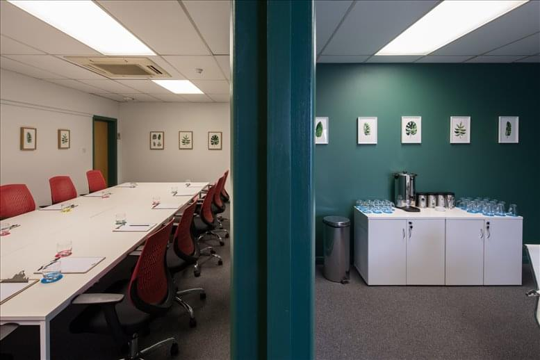 Picture of Lombard Business Park, 8 Lombard Road, Wimbledon Office Space for available in Wimbledon