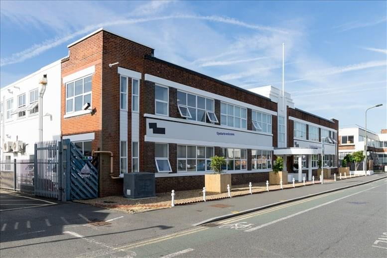 Wimbledon Office Space for Rent on Lombard Business Park, 8 Lombard Road, Wimbledon