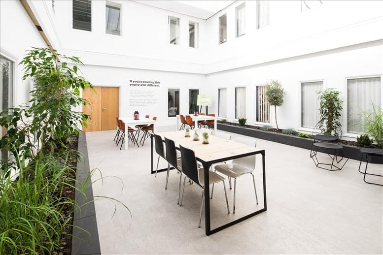 Rent Wimbledon Office Space on Lombard Business Park, 8 Lombard Road, Wimbledon
