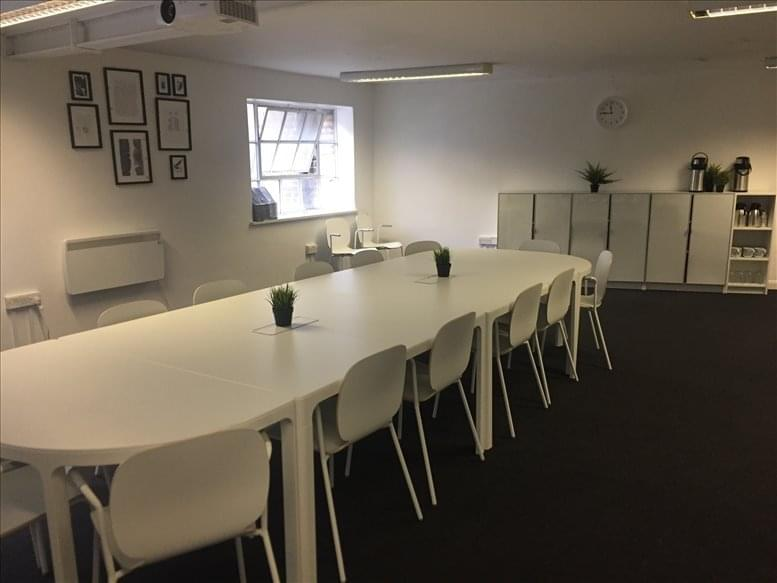 Image of Offices available in Brixton: 245A Coldharbour Lane, Brixton