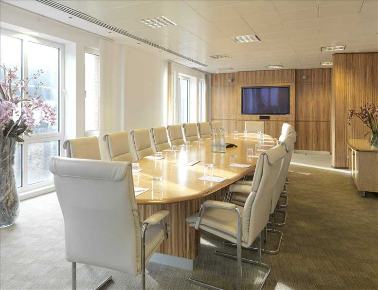 Amadeus House, Floral Street available for companies in Covent Garden