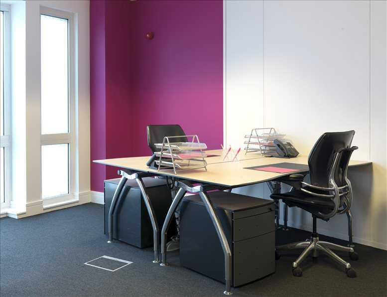 Amadeus House, Floral Street Office Space Covent Garden