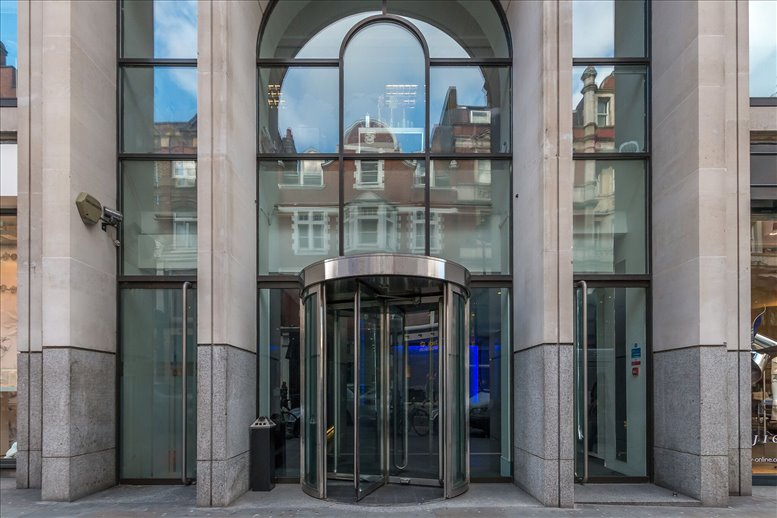 Office for Rent on Amadeus House, Floral Street Covent Garden