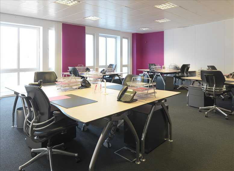 Photo of Office Space available to rent on Amadeus House, Floral Street, Covent Garden