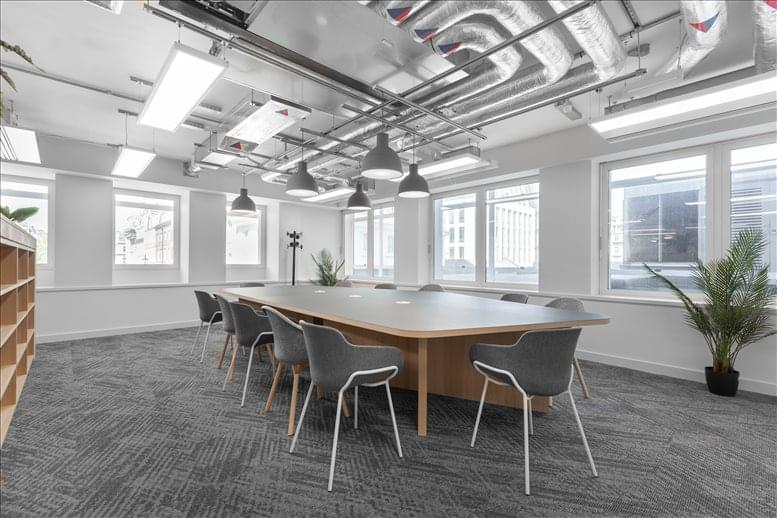 33 Cavendish Square, Marylebone Office for Rent Oxford Street