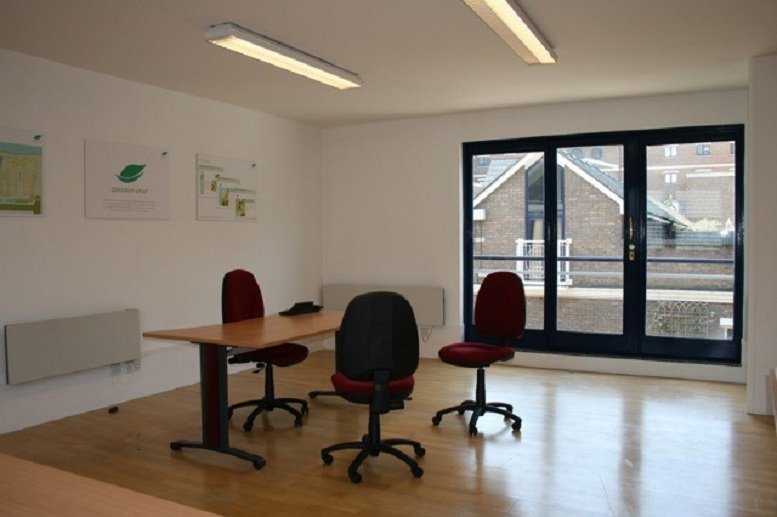 Office for Rent on Plantation Wharf, York Road Battersea