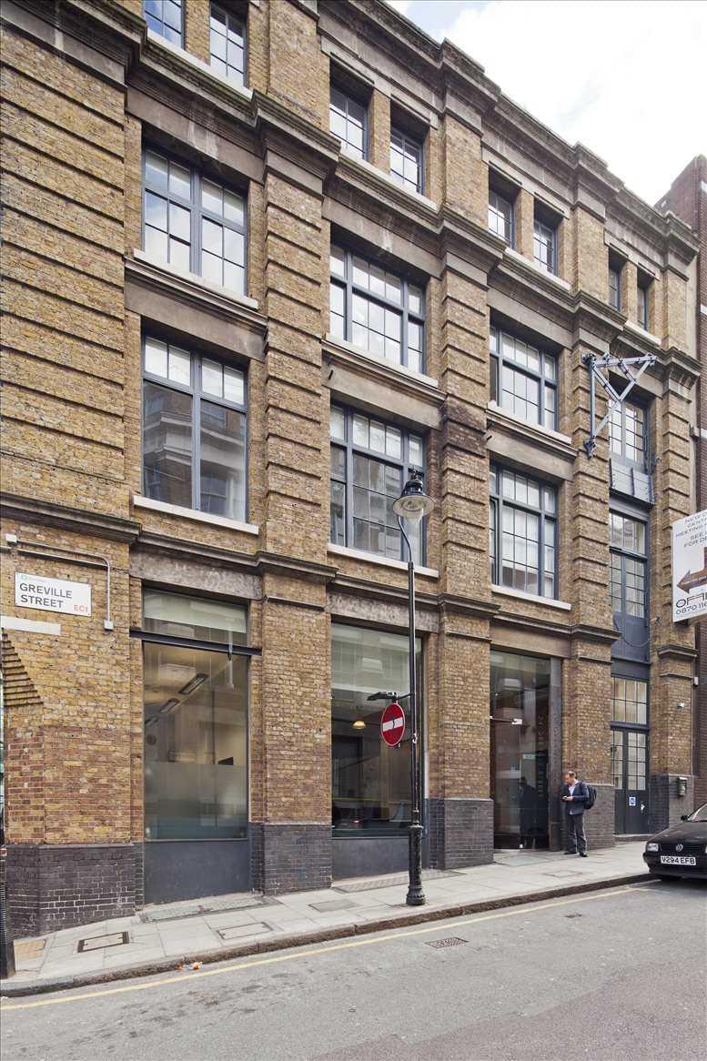 24 Greville Street, London Office Space Farringdon