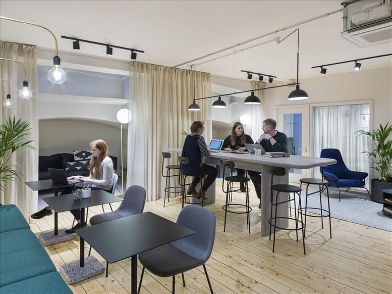 24 Greville Street, London Office for Rent Farringdon