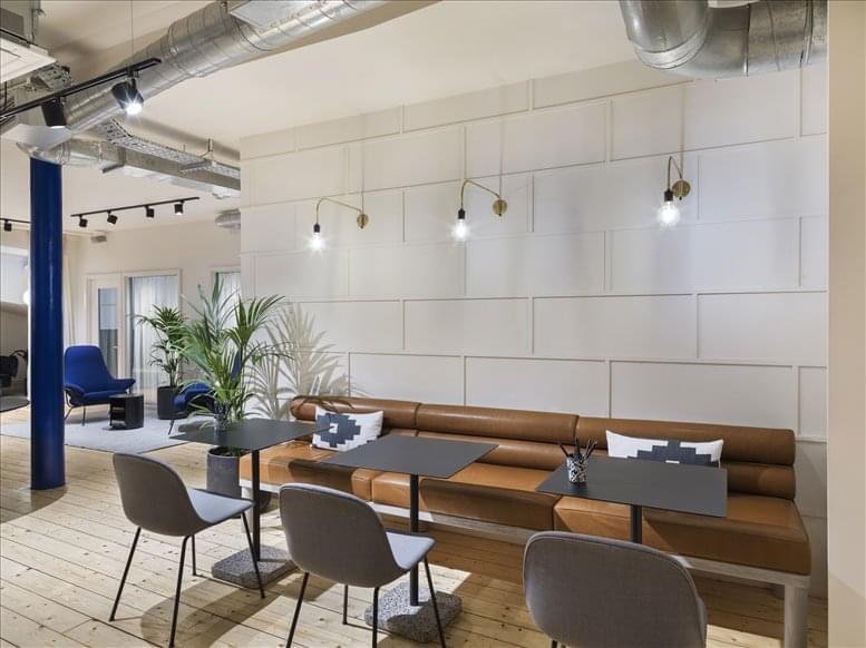 Office for Rent on 24 Greville Street, London Farringdon