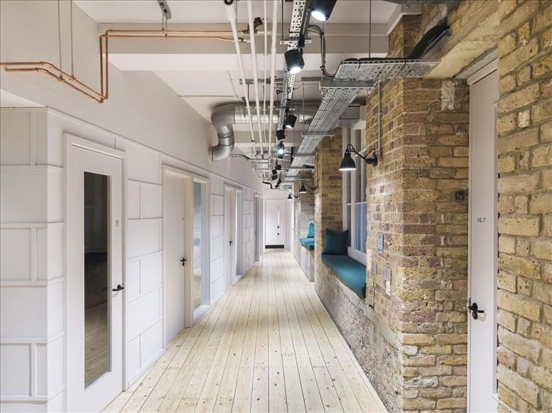 Image of Offices available in Farringdon: 24 Greville Street, London