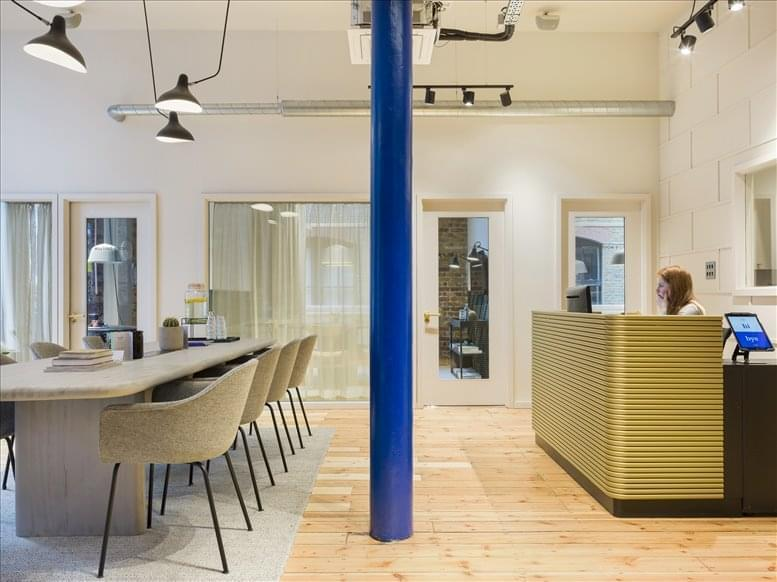 Farringdon Office Space for Rent on 24 Greville Street, London