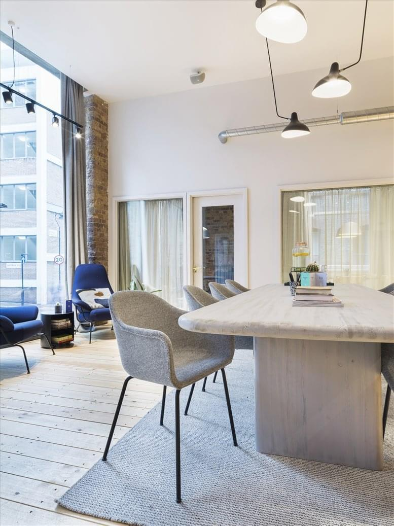 Rent Farringdon Office Space on 24 Greville Street, London