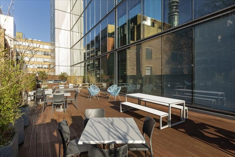 Tottenham Court Road Office Space for Rent on 85 Tottenham Court Road, Central London