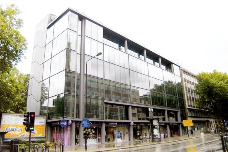 Photo of Office Space available to rent on 85 Tottenham Court Road, Central London, Tottenham Court Road