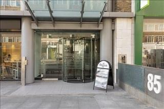 Photo of Office Space on 85 Tottenham Court Road, Central London - Tottenham Court Road