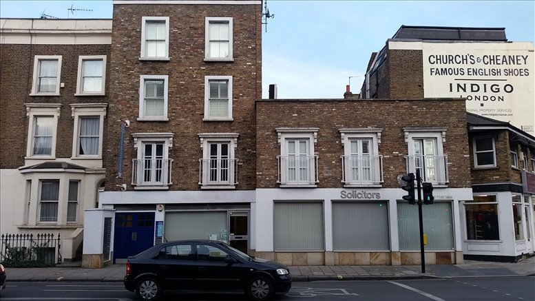 Picture of Chelsea Gate Studios, 115 Harwood Road Office Space for available in Fulham