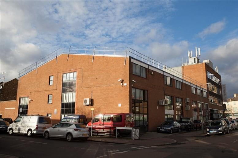 Trident Buisness Centre, 89 Bickersteth Road, Tooting Office Space Balham