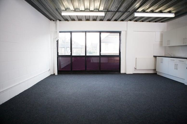 Photo of Office Space on Trident Buisness Centre, 89 Bickersteth Road, Tooting Balham