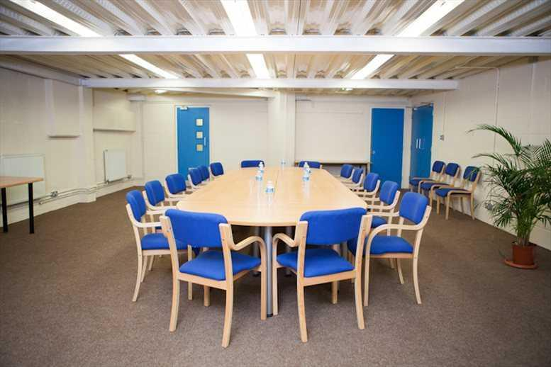 Trident Buisness Centre, 89 Bickersteth Road, Tooting Office for Rent Balham
