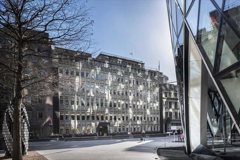 1-4 Bury Street, City of London Office Space Aldgate