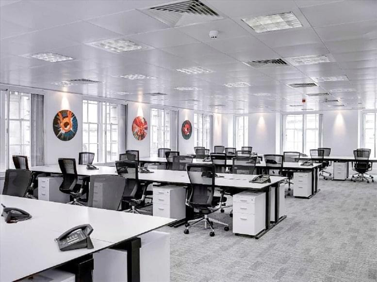 Rent Aldgate Office Space on 1-4 Bury Street, City of London