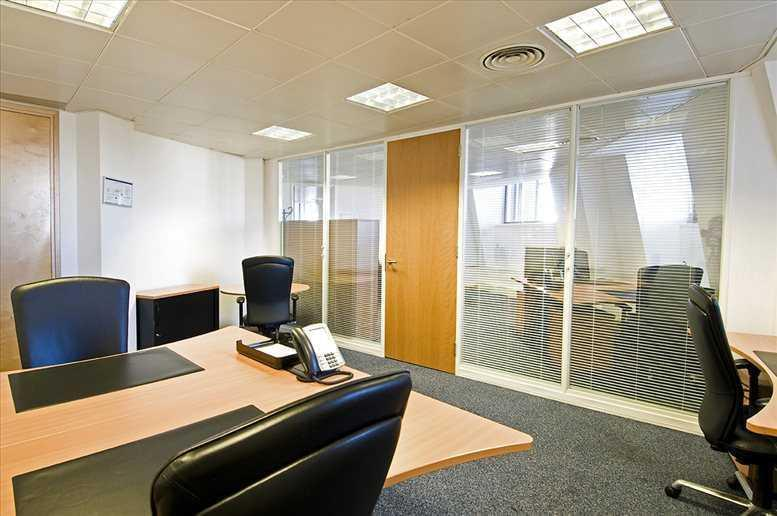 1 Northumberland Avenue, Central London Office for Rent Trafalgar Square