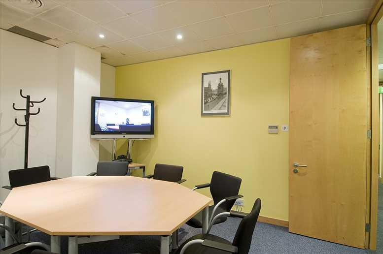 Office for Rent on 1 Northumberland Avenue, Central London Trafalgar Square