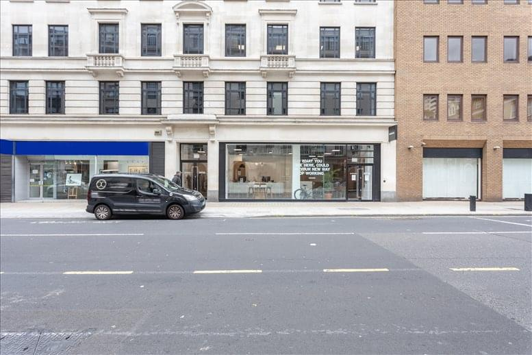 83 Baker Street, Marylebone Office Space Baker Street