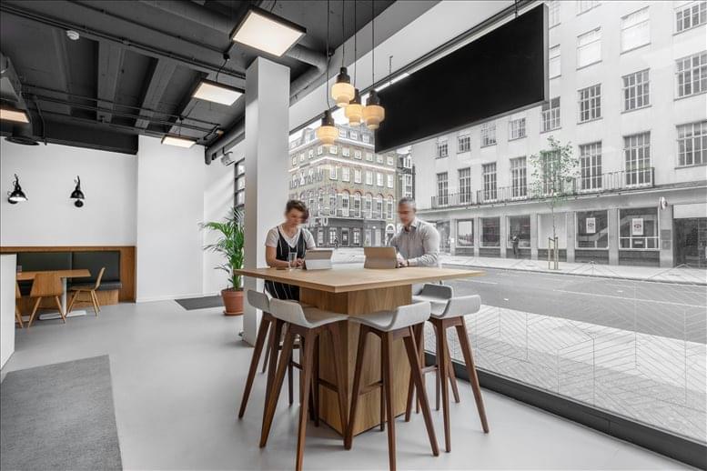 Image of Offices available in Baker Street: 83 Baker Street, Marylebone