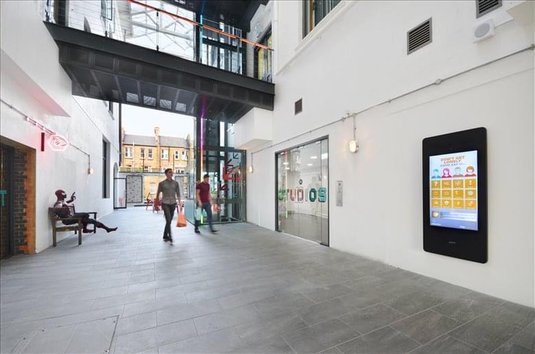Canalot Studios, 222 Kensal Road, Westbourne Park Office Space West London