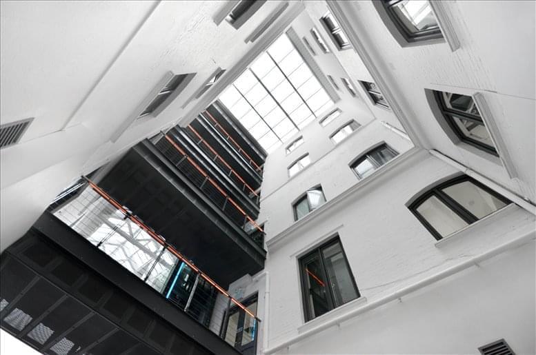 Canalot Studios, 222 Kensal Road, Westbourne Park Office for Rent West London