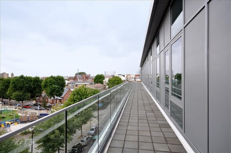 Office for Rent on Canalot Studios, 222 Kensal Road, Westbourne Park West London