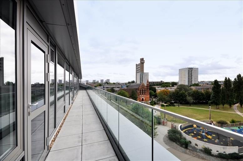 Image of Offices available in West London: Canalot Studios, 222 Kensal Road, Westbourne Park