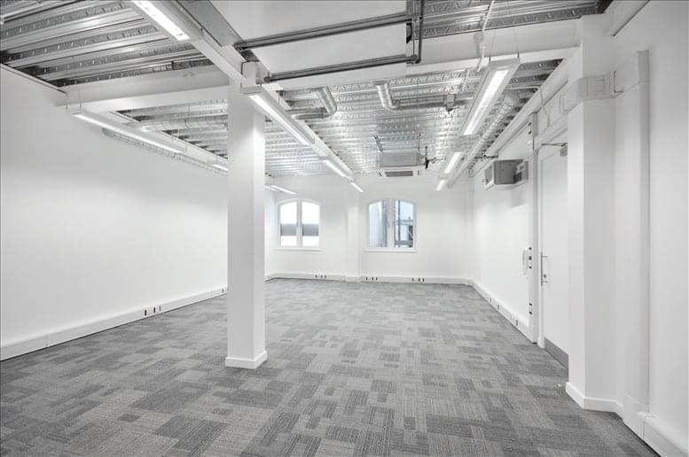 West London Office Space for Rent on Canalot Studios, 222 Kensal Road, Westbourne Park