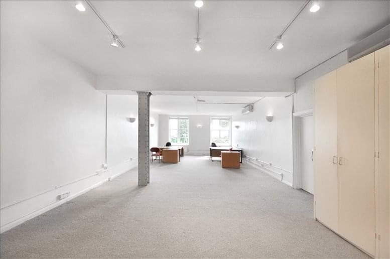 Rent West London Office Space on Canalot Studios, 222 Kensal Road, Westbourne Park