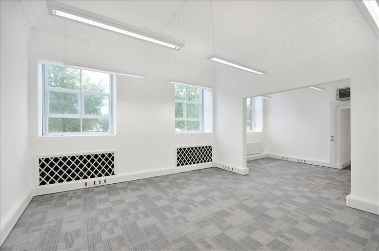 Photo of Office Space available to rent on Canalot Studios, 222 Kensal Road, Westbourne Park, West London