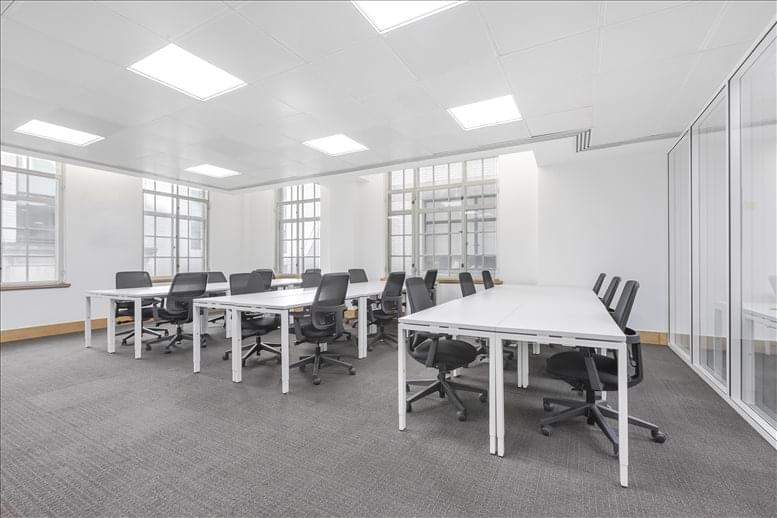 Photo of Office Space on 68 Lombard Street, City of London Bank