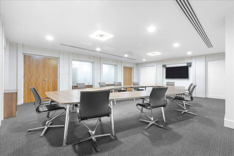 Office for Rent on 68 Lombard Street, City of London Bank