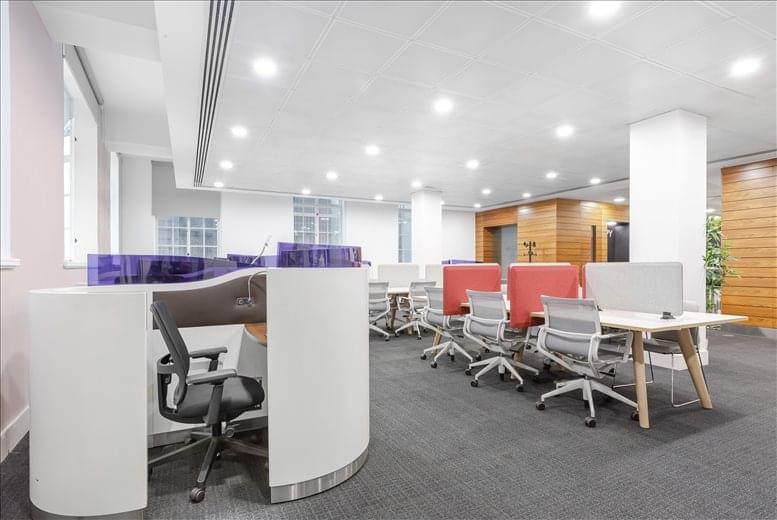 Image of Offices available in Bank: 68 Lombard Street, City of London