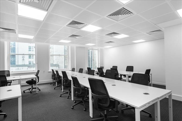 23 Austin Friars, City of London Office for Rent Bishopsgate