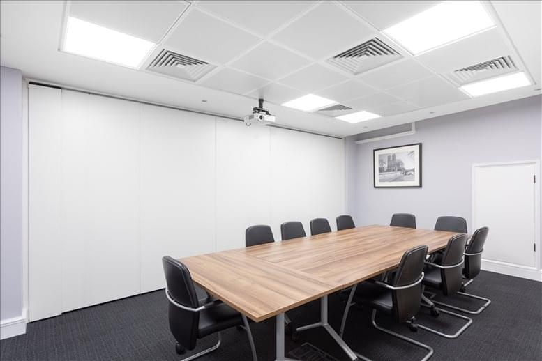 Office for Rent on 23 Austin Friars, City of London Bishopsgate