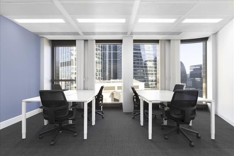 Photo of Office Space on Tower 42, 25 Old Broad Street, City of London Bishopsgate