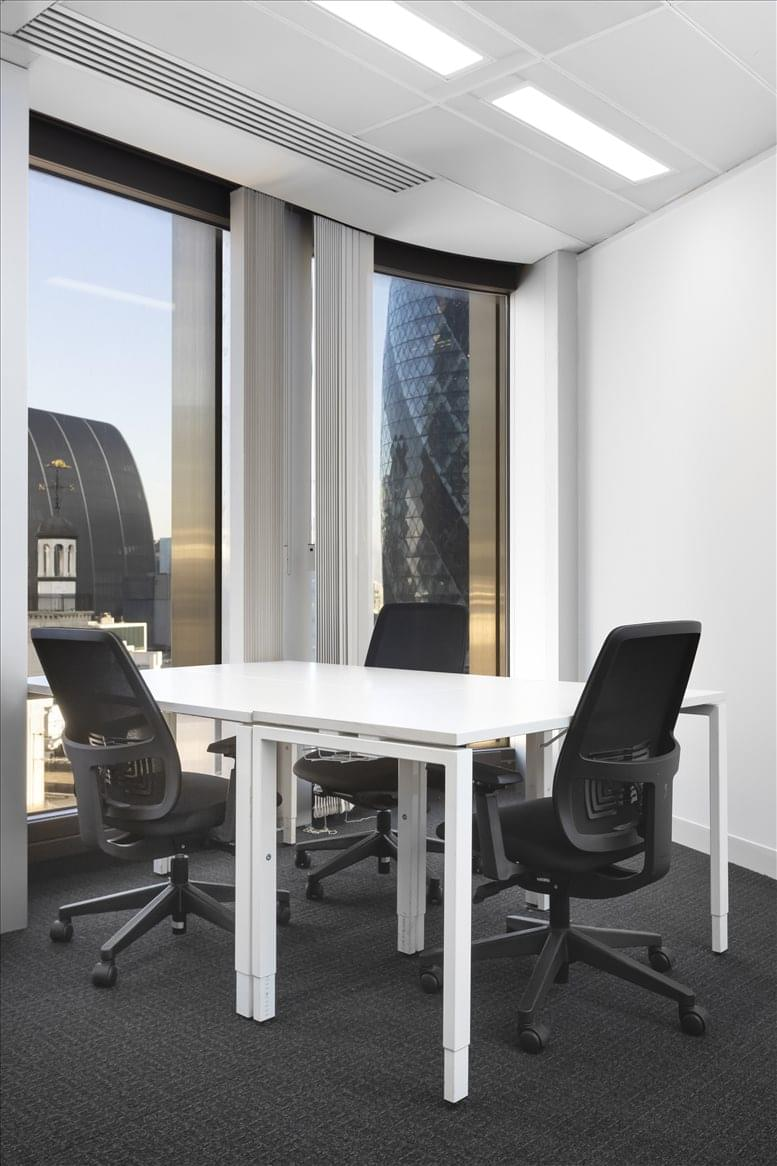 Tower 42, 25 Old Broad Street, City of London Office for Rent Bishopsgate