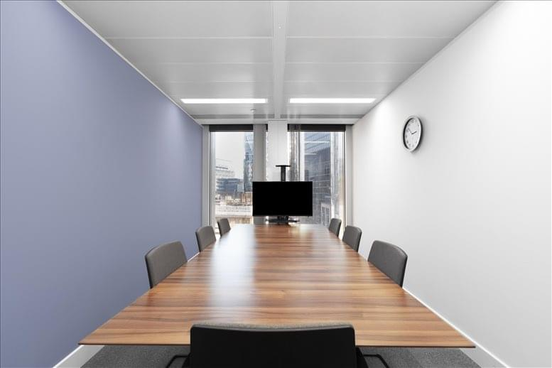Picture of Tower 42, 25 Old Broad Street, City of London Office Space for available in Bishopsgate