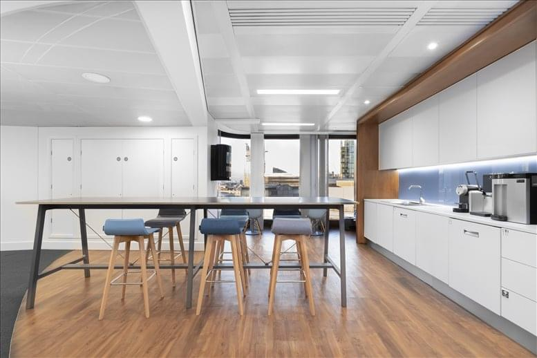 Office for Rent on Tower 42, 25 Old Broad Street, City of London Bishopsgate