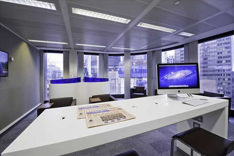 Bishopsgate Office Space for Rent on Tower 42, 25 Old Broad Street, City of London